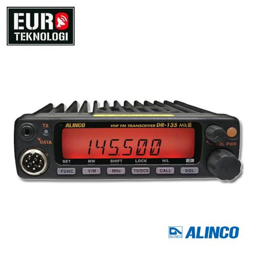 Radio rig Alinco DR-135T