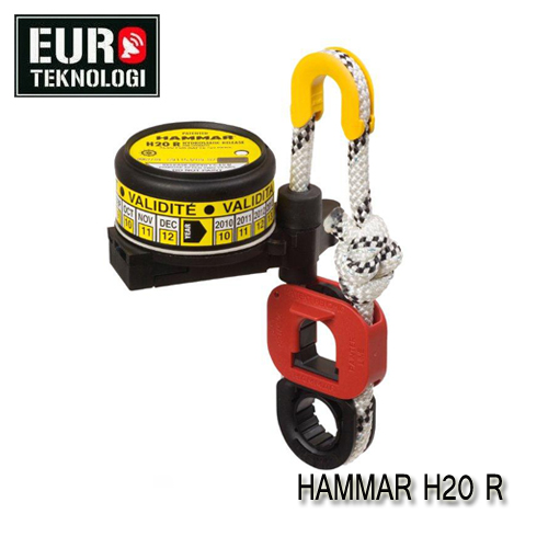HRU Hammar H20 for liferaft