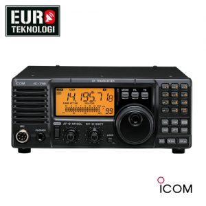 Radio HF SSB ICOM M 718