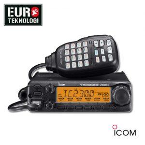 Radio RIG ICOM IC 2300 VHF