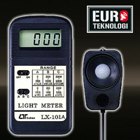 Light Lux Meter LUTRON LX 101A