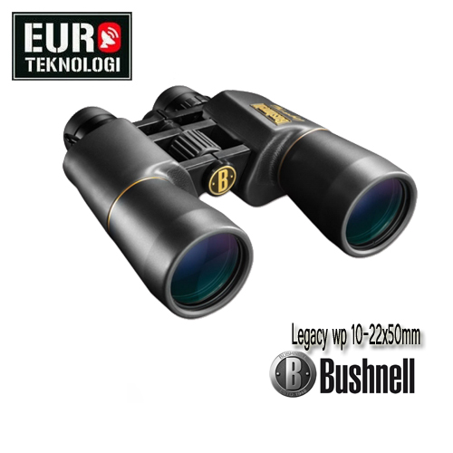 Teropong Bushnell Legacy WP 10-22x50mm