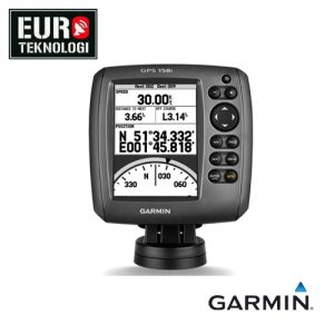 GPS Map Garmin 158