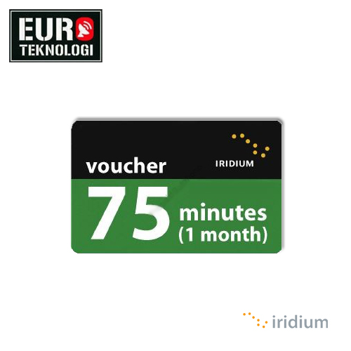 Voucher Satelite Iridium